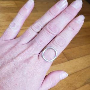 Madewell karma ring